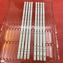 8 PCS/set LED backlight strip for LG 49UH610V 49UH603V 49UH601V 49UH620V innotek 15.5Y 49inch 49UH61
