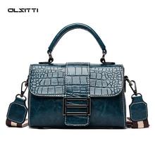 High Quality Women Leather Handbags Fashion Crossbody Bags for Women 2021 New Small Square Bag Ladie