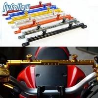 for yamaha aerox155 nvx155 nvx aerox 155 150 125 2015 2021 motorcycle multifunction phone balance bar steering damper cross bar