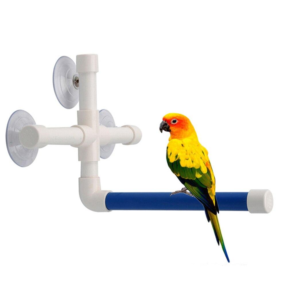 Bird Toys For Parrots Parrot Stand Bar Bird Stand Parrot Toy Parrot Bath Shower Stand Bath Supplies
