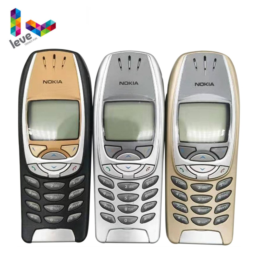 Used Nokia 6310i Hotsale Classic Original Refurbished Nokia 6310i 2G GSM Mobile phone & warranty