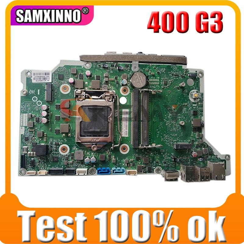 914097-001 914097-601 ل HP Probook 400 G3 اللوحة المحمول 6050A2916101 SR2WA DDR4 مفكرة اللوحة