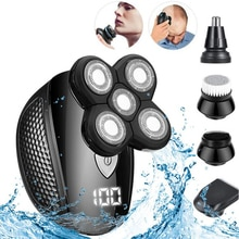 IPX5 waterproof shaving machine electric shavers for men Facial body electric shaver men beard shave