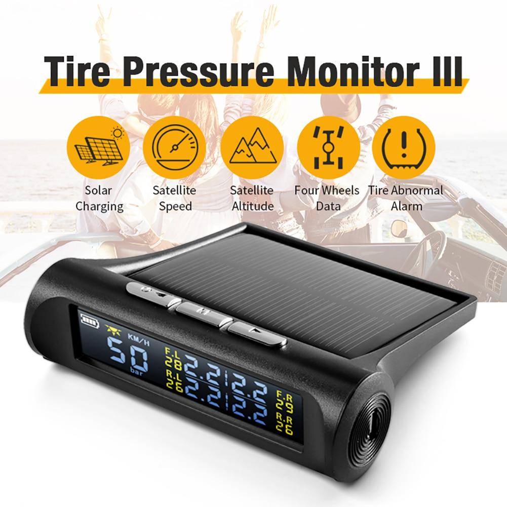 Auto Reifendruck Sensor Smart Auto GPS Tacho Autos Reifen Druck Monitor System TPSM HUD Head-up Display Auto ausrüstung
