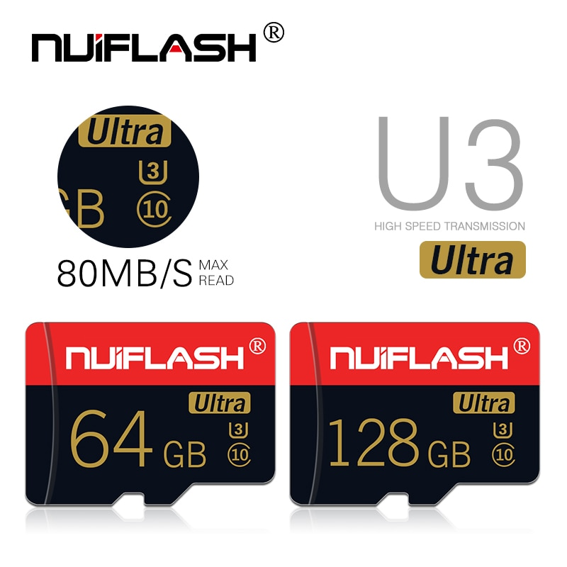 Original Micro SD Card Class10 memory card 64 gb 128 gb Mini microSD flash drive 16gb 32 gb cartao de memoria TF Card For Phone enlarge