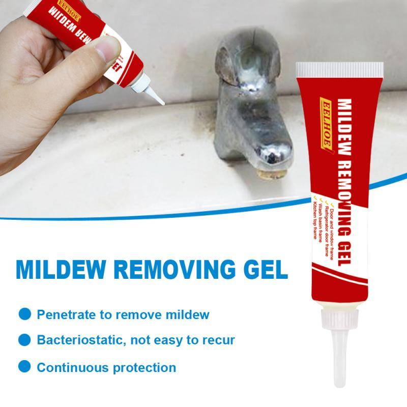 1 garrafa molde removedor de oídio gel cola de vidro limpeza pasta cerâmica telha abertura toalete além de oídio géis support dropship
