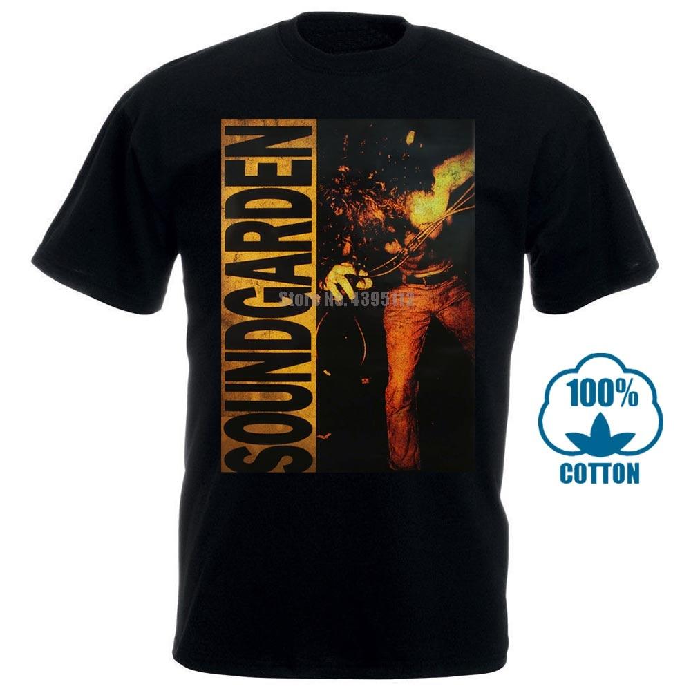 Футболка Soundgarden Louder Than Love, Размеры S M L Xl 2Xl, новая официальная футболка