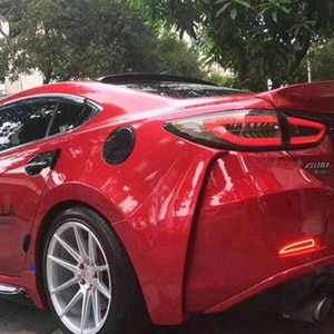 Use for Mazda 6 Body kit rear fender 2014 15 16 17 18 year Air Intakes Vent Cover Fender skirts Wide body Accessories