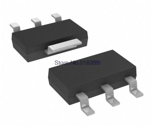 NCP1117ST33T3G NCP1117 regulador LDO Pos 3,3 V 1A 4-Pin(3 + Tab) SOT-223 T/R