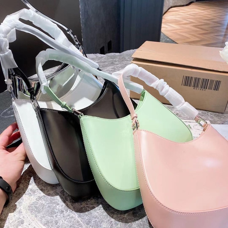 Sasa 2020 حقيبة جلدية مطلية بتقسيم للنساء تصميم لطيف تصميم سيدة مكتب شابة