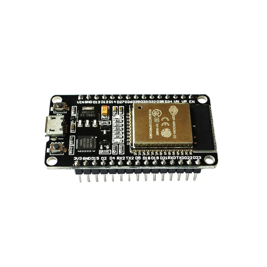 hot! ESP32 Development Board Wireless WiFi +Bluetooth Dual Core CP2104 Filters Module 2.4GHz RF ESP32 High Quality For Arduino