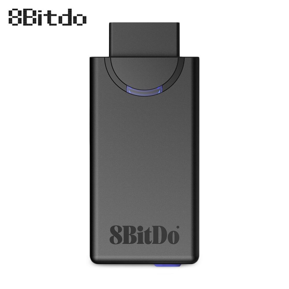 8Bitdo Mega Drive Génesis receptor Bluetooth inalámbrico para NS PS4 para Mega Drive Bluetooth Sega Genesis y Original Sega Genesis