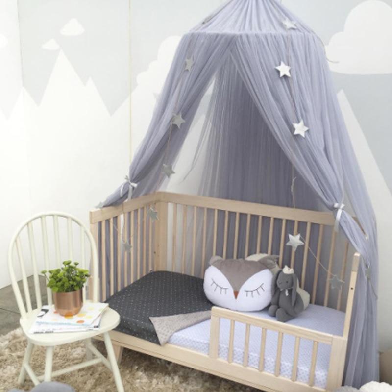الطفل خيمة مظلة ناموسية السرير الستار سرير الطفل المعاوضة المهد معلقة قبة فتاة الأميرة خيمة لعب الأطفال غرفة الاطفال الديكور