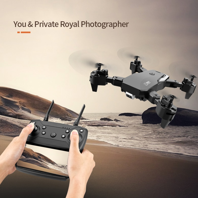 2021New S60 Drone 4k Profesional HD Wide Angle Camera 1080P WiFi Fpv Drone Dual Camera Height Keep Drones Camera Helicopter Toys 6