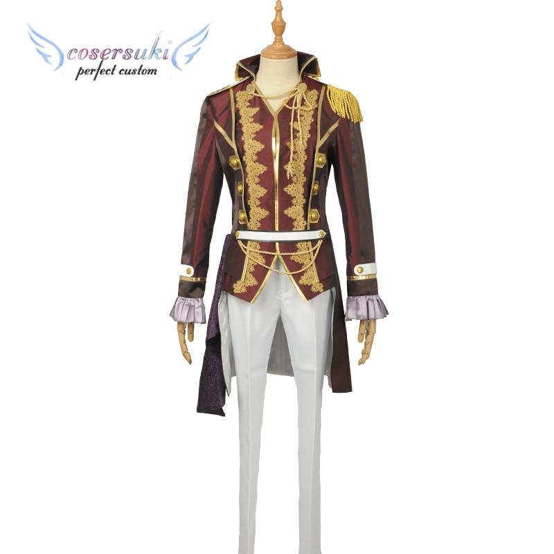 Uta no Prince Sama Shinomiya Natsuki Cosplay Costumes Cosplay Coat, Perfect Custom for You !