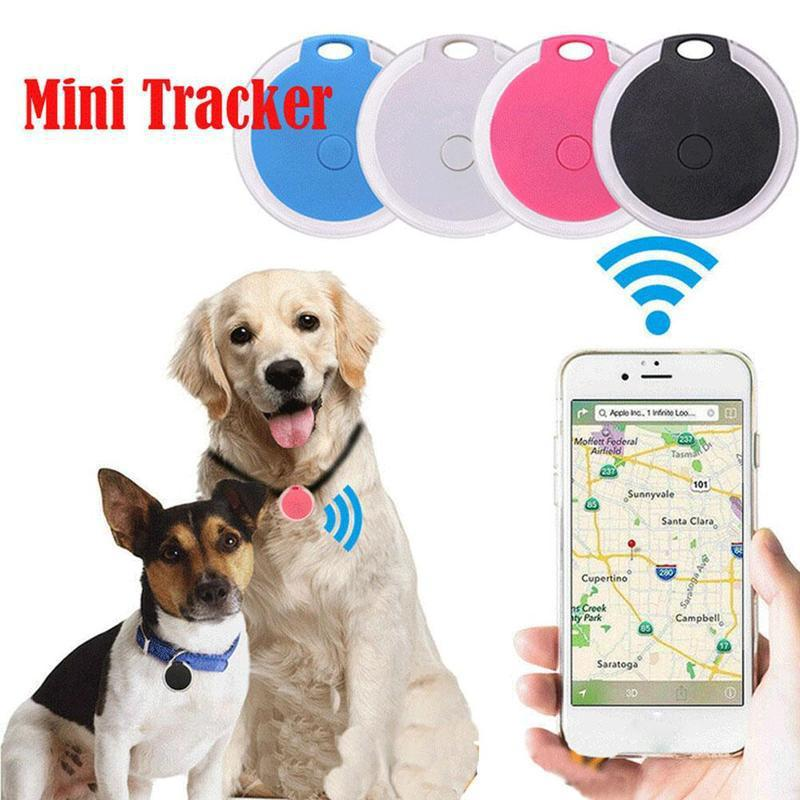 MiNi Pet GPS Locator Tracking Tracker Collar For Dog Cat Tracking Anti-Lost Device