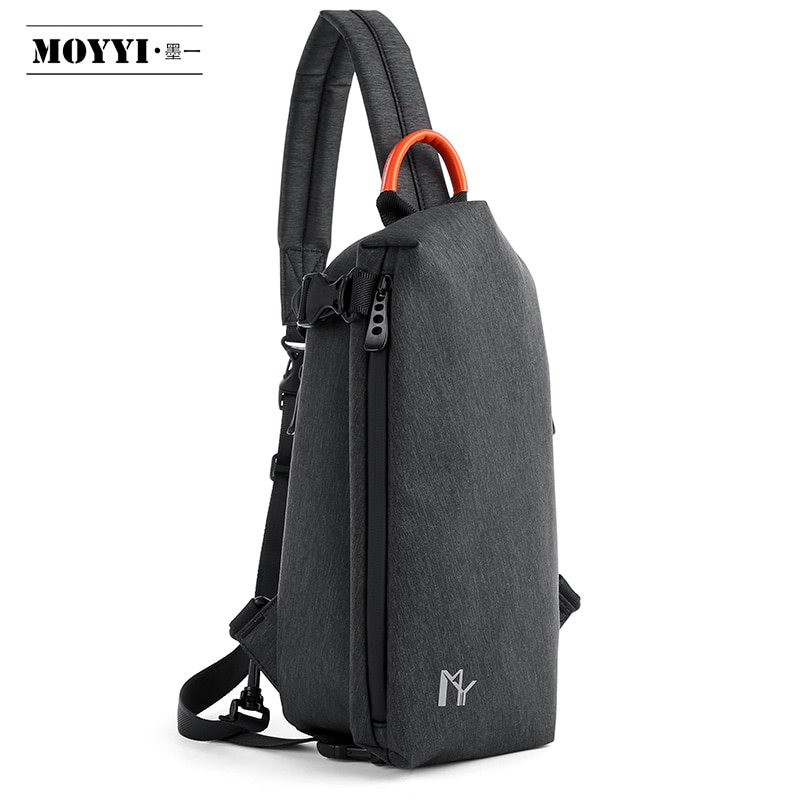 Men's Waterproof Oxford Multifunction Crossbody Bag Anti-theft Shoulder Bags Short Trip Messenger Chest Bag Pack For Male new multifunction crossbody bag for men anti theft shoulder messenger bags male waterproof short trip chest bag male bag