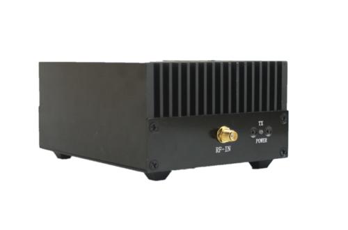 40W UV VHF Ham راديو مكبر الطاقة ، DMR ، DPMR ، P25 ، C4FM ، SFK