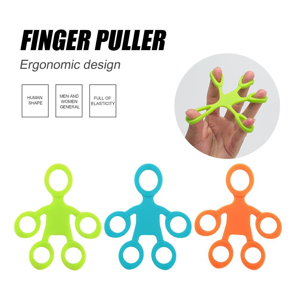 Extracteur de main poignée anneau pince doigt résistance bande Silicone Fitness exercice formateur extenseur rééducation formation