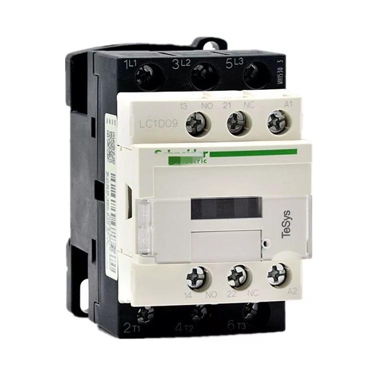 Contactores eléctricos de 24V, 65A, LC1D65B7C