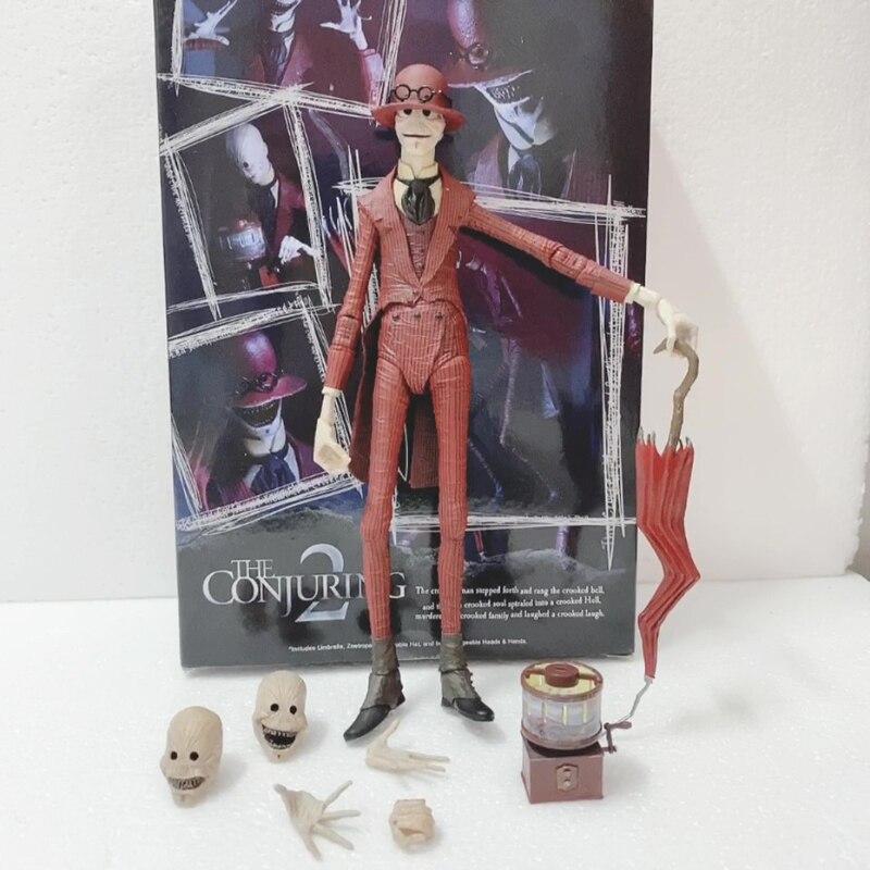 NECA Ultimate universo torcido hombre acción figura muñeca de Horror regalo Navidad