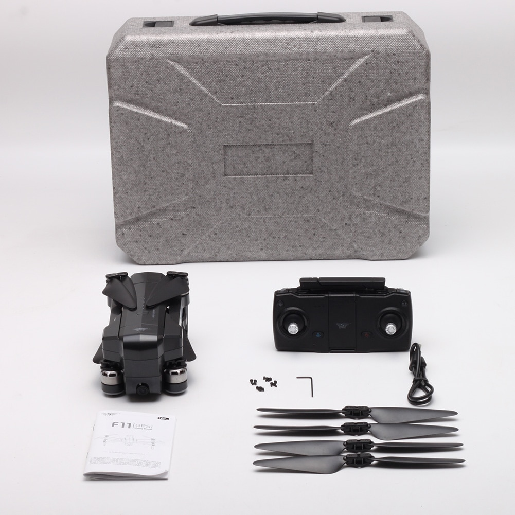 SJRC F11 / SJRC Z5 adecuado para Dron de espuma impermeable Portátil Bolsa de almacenamiento al aire libre portátil drone bolsa impermeable caja de almacenamiento