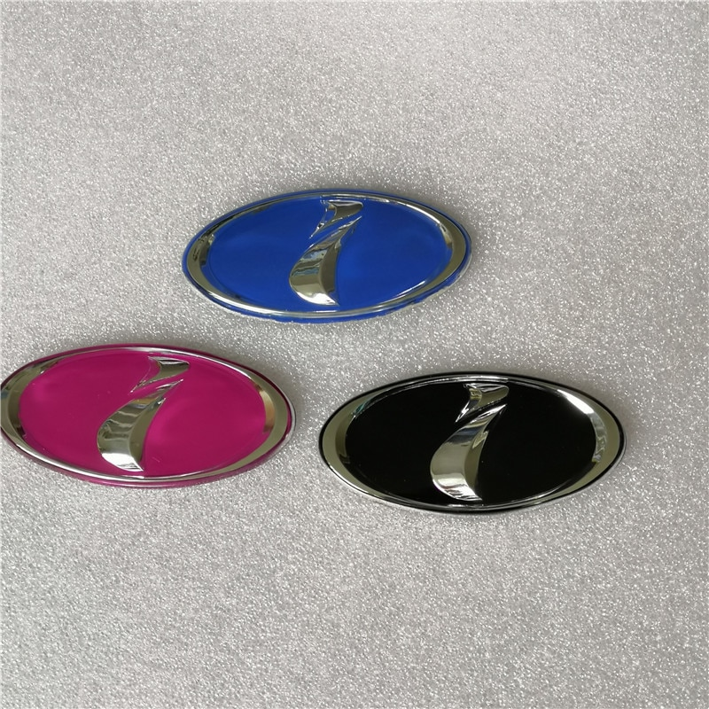 Subaru i логотип автомобиля передний капот значок JDM Эмблема для Subaru Impreza WRX STI 2002-2005 (10,3 см x 5 см)
