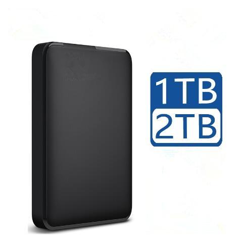 Portable External Hard Drive Disk HD 1TB 2TB High capacity SATA USB 3.0 Storage Device Original for