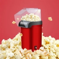 Machine electrique a pop-corn a Air chaud  facile a transporter  retro  cinema  maison  astronomique