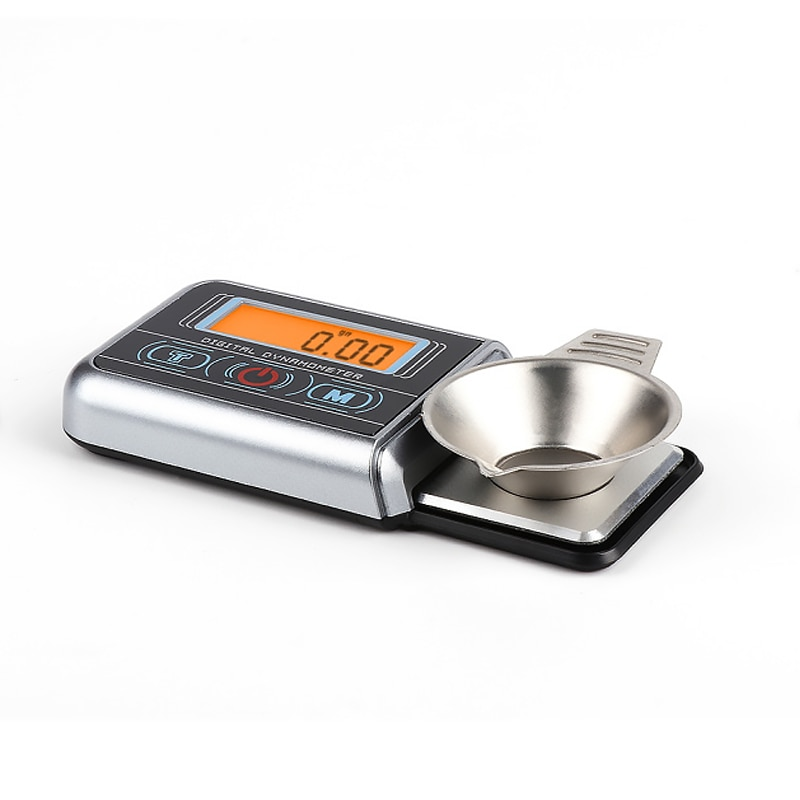 Mini báscula Digital para joyería, balanza de fuerza Stylus LED de alta precisión para joyería, 0.005g