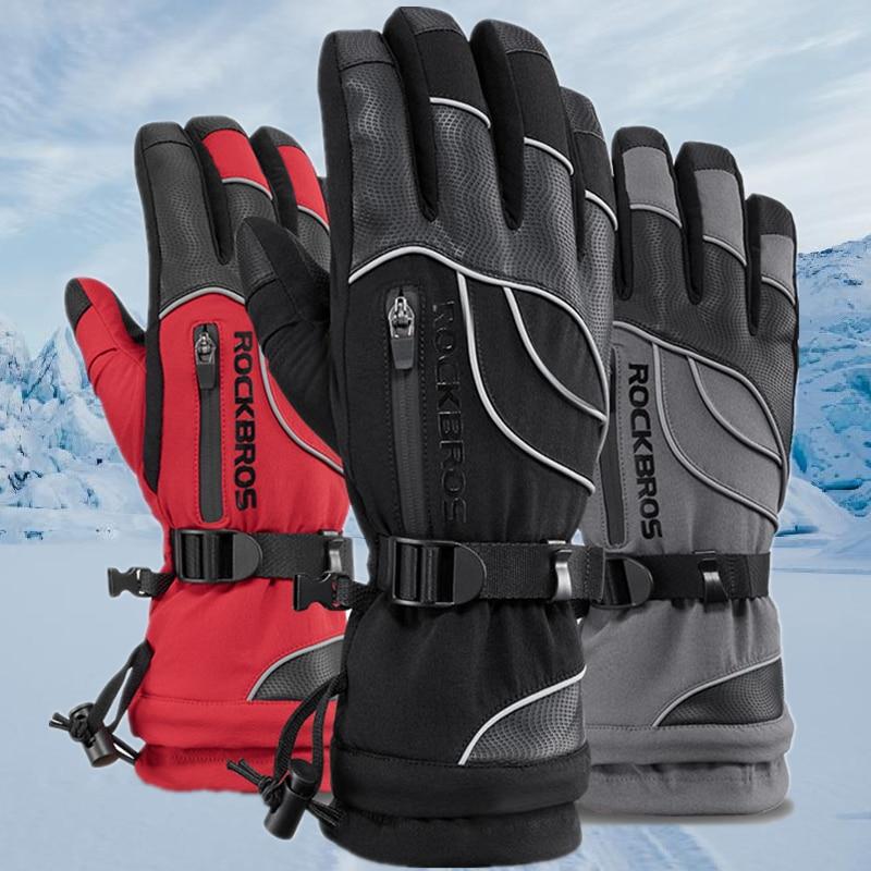 Зимние перчатки, зимние перчатки для мужчин, Зимние перчатки для мужчин, Детские Лыжные мужские перчатки, перчатки для рыбалки, мужские зимн...