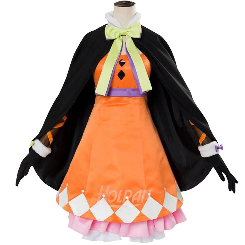 VOCALOID lolita dress Hatsune Miku Cosplay Costume Miku Halloween Cosplay Costume Outfit