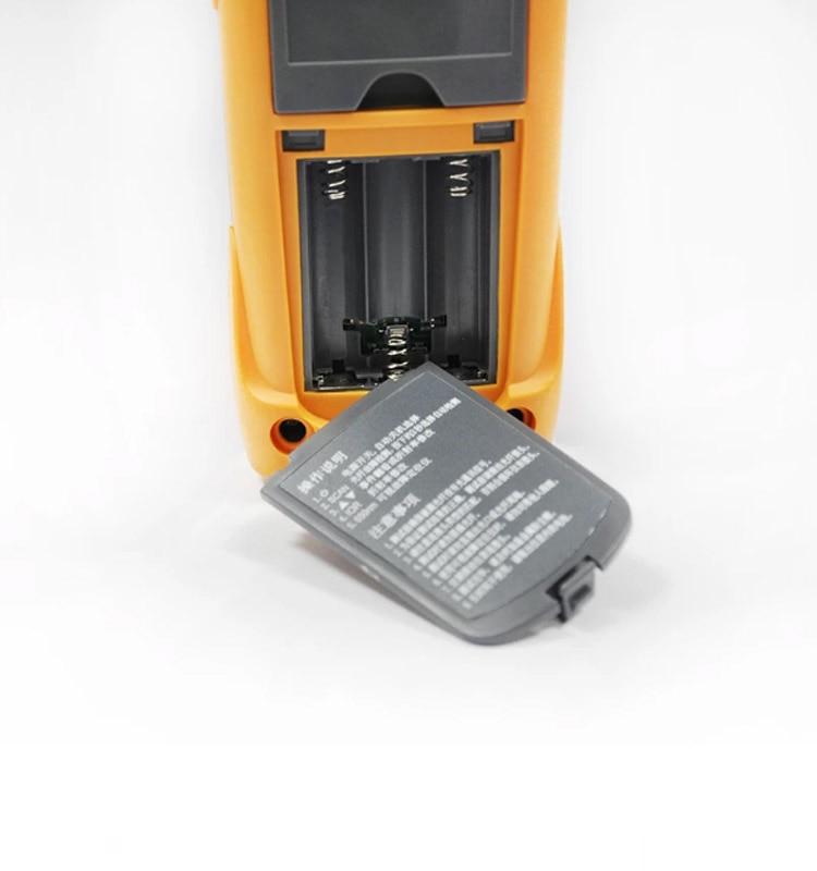 JW3304N Handled Optical Fiber Ranger 60KM Mini OTDR Visual Fault Location Tester Meter FTTX Network Tool enlarge