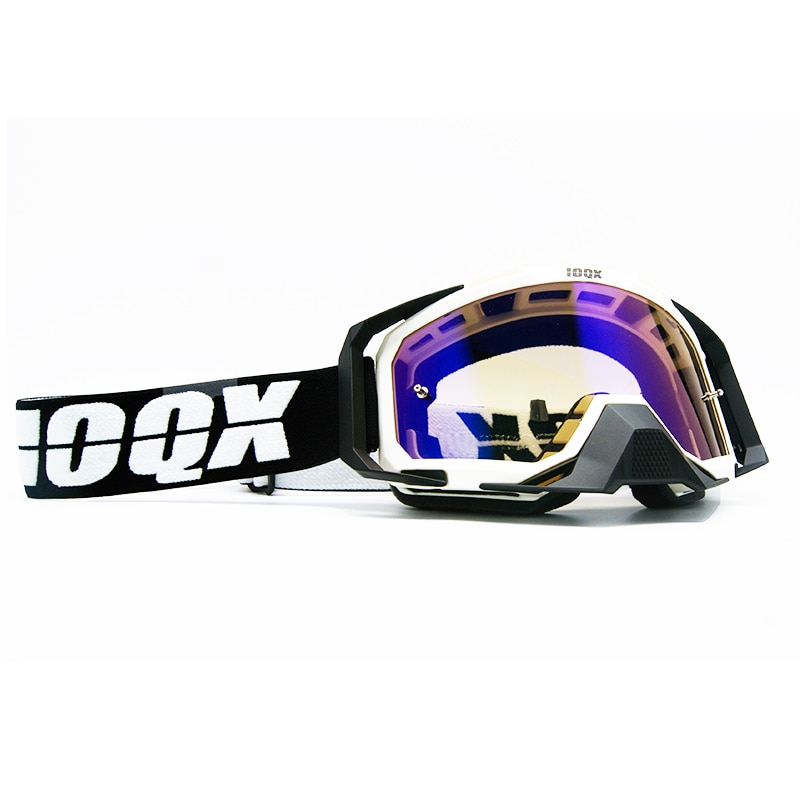 IOQX Motocross Goggles Glasses Moto Sunglasses Motorcycle Outdoor Glasses Goggles For ATV Casque MX Motorcycle Helmet enlarge