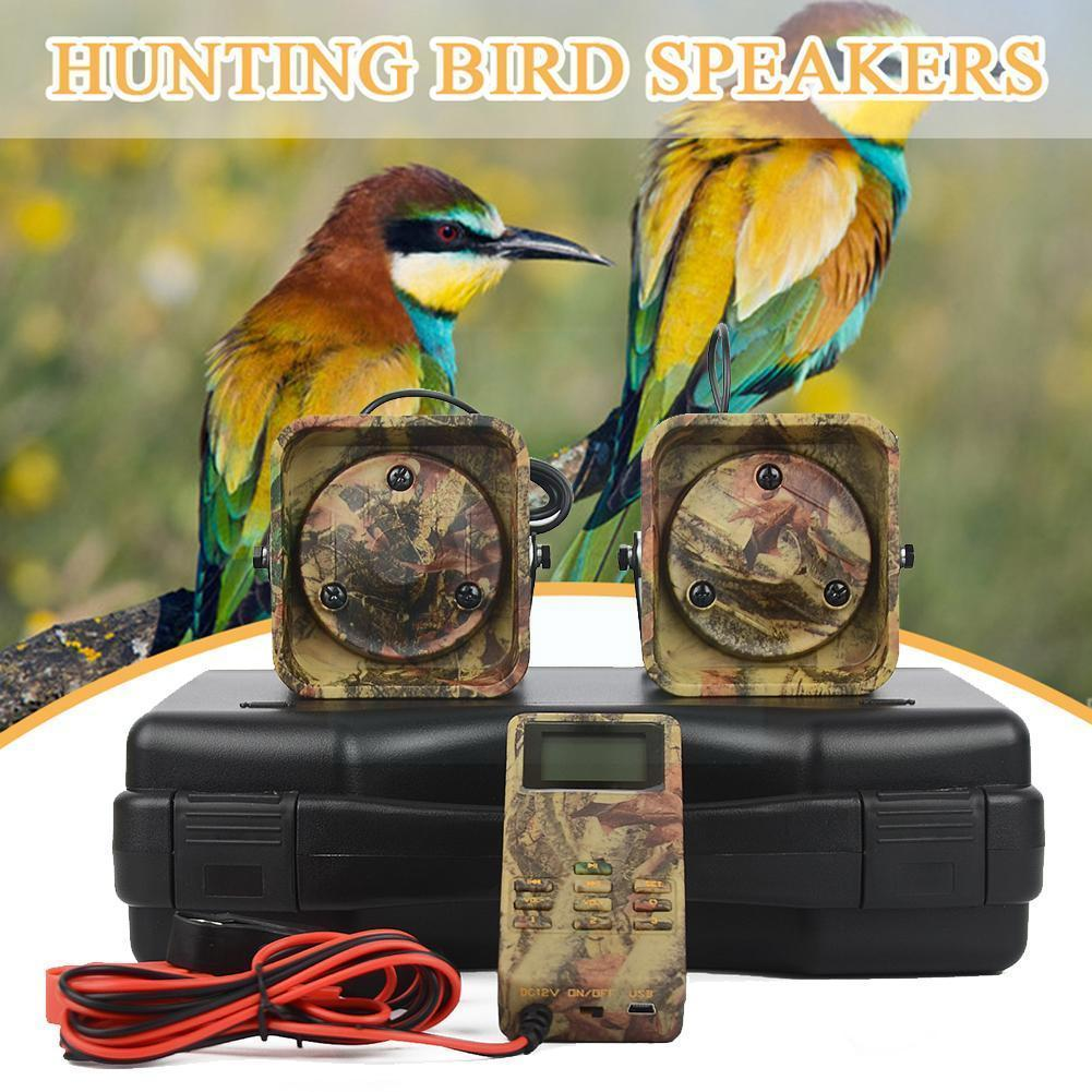 Уличный охотничий гудок, Охотничья утка, приманка, охотничья птица, звуковой динамик, аксессуары для пчеловода, плеер Q7D9