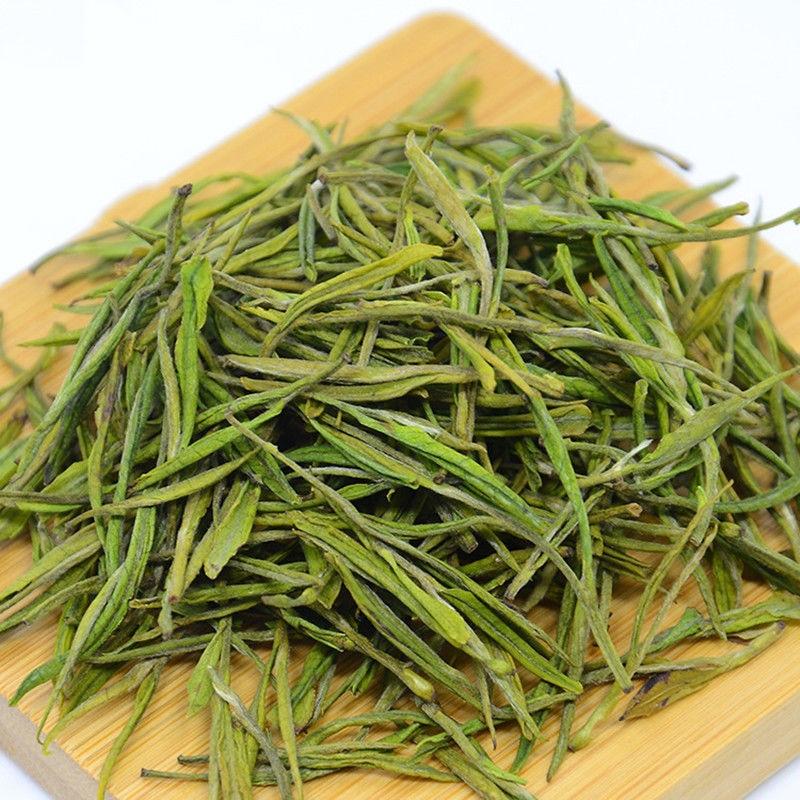 Té Blanco Anji orgánico Premium, Té An Ji Bai Cha Pian White, té verde chino