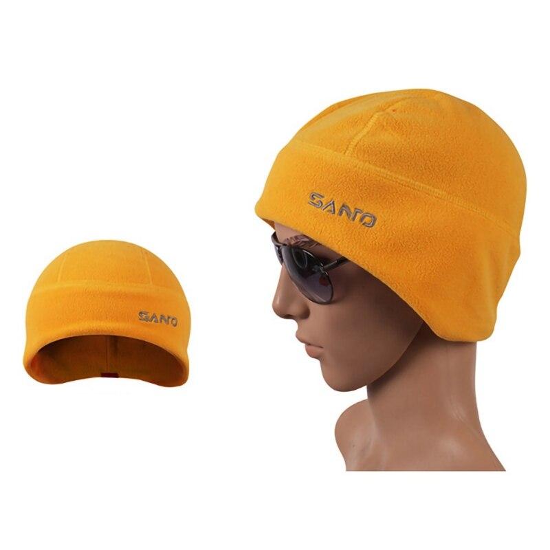 Unisex invierno suave cálido Beanie Polar reloj Cap a prueba de viento grueso Beanie Hat para Oudoor esquí escalada Camping K