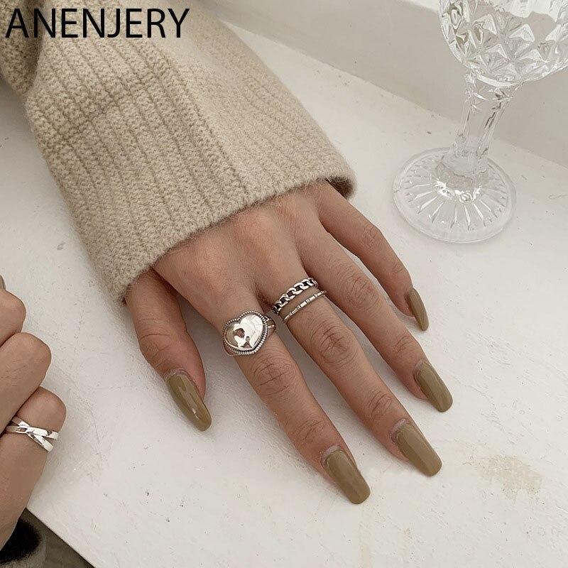evimi-925-пробы-Серебряное-кольцо-с-высокой-полировкой-любовное-сердце-тайские-серебряные-кольца-с-цепочкой-с-замком-Открытое-кольцо-на-палец-д