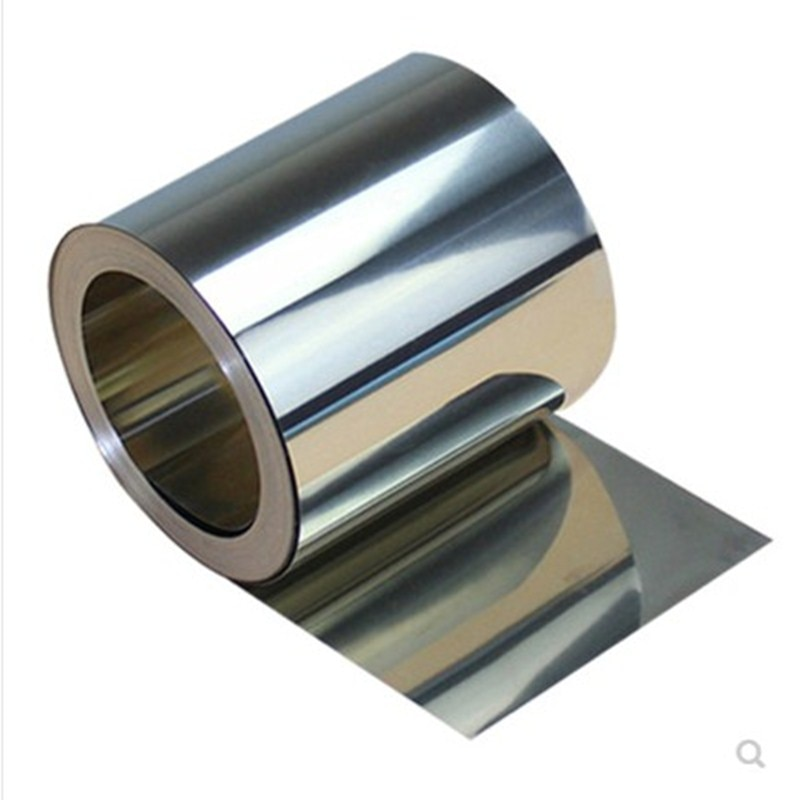 customized authentic 304 321 316 stainless steel col rolled bright thin foil tape strip sheet plate coil roll 1pc 304 Stainless Steel Sheet 0.1 0.2/0.3mm Metal Thin Foil Plate Shim Industry Home Materials for Metalworking Welding