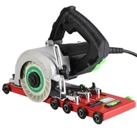 220v floor tile cleaning and cutting angle grinder tile special electric tool beauty seam hook dust free cutting seam machine