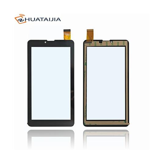Tela sensível ao toque para substituição, tablet com sensor de vidro e digitalizador de 7 polegadas para philco ptb7rrg