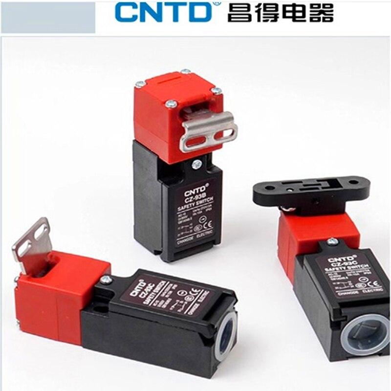 CNTD deposición CZ-93C de alta calidad (1NO1NC) interruptor de límite de interruptor...