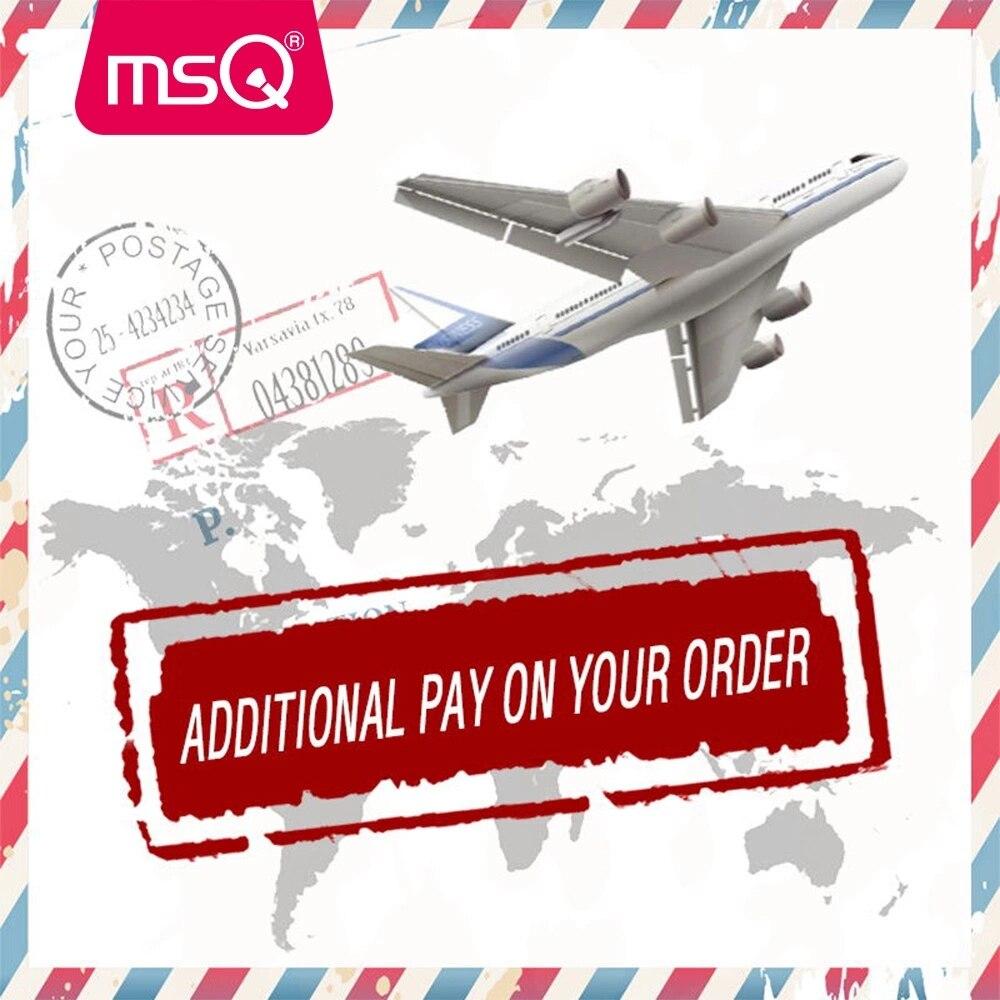 دفع إضافي على الطلب الخاص بك تهمة حسب الطلب