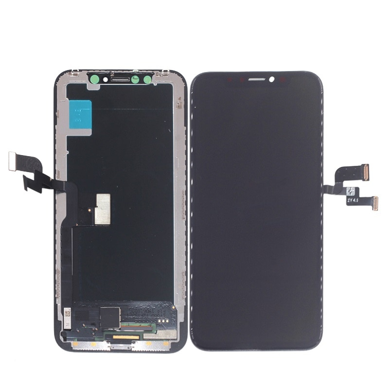 OLED For iPhone XS LCD Display Touch Screen Amoled  LCD Display With Soft 3D Touch 100% Tested For iPhone XS enlarge