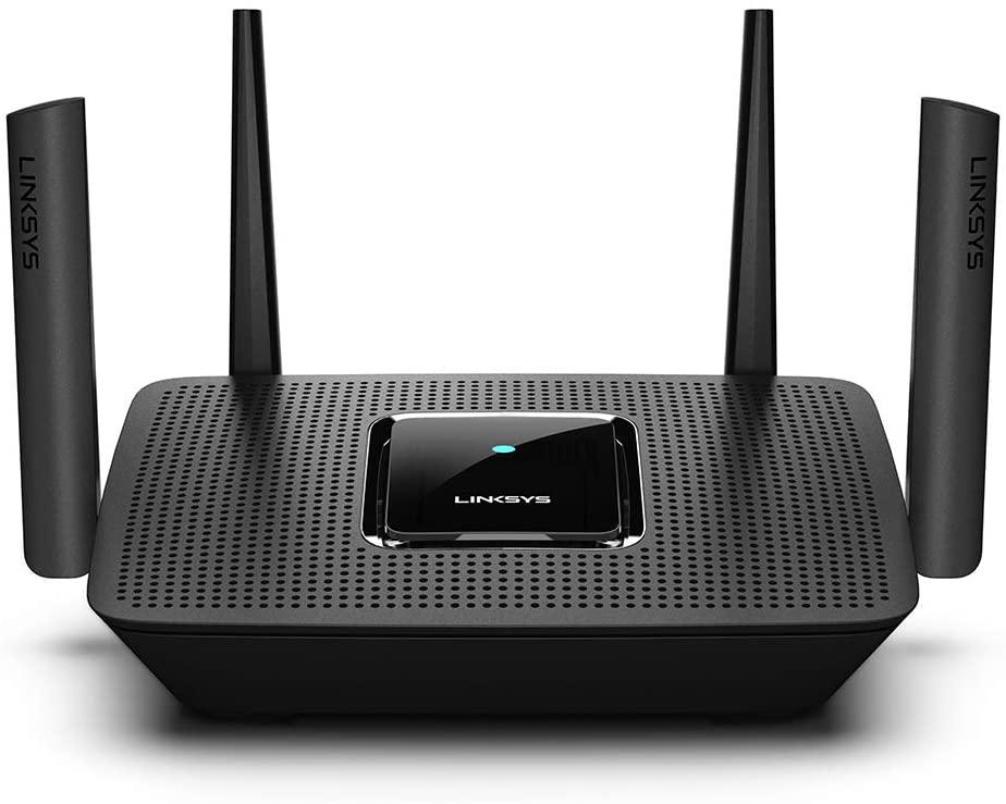Linksys MR8300 сетчатый Wi-Fi роутер AC2200 MU-MIMO (трехдиапазонный роутер, беспроводной сетчатый роутер для дома) Будущий Wi-Fi роутер