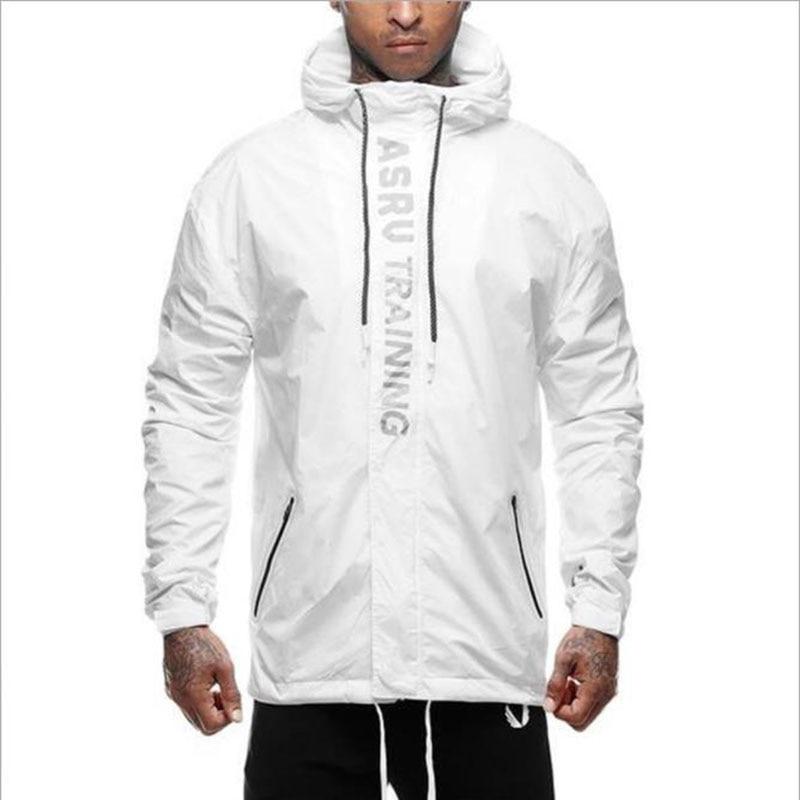 Новинка 2021, мужская куртка, пальто для активного отдыха, куртка, ветровка, новая весенняя мода, на молнии, водонепроницаемая Мужская куртка, ...