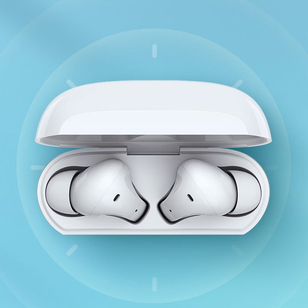 Wireless Earphones Double Moving Coil Speakers Call Noise Reduction In-ear Sports Waterproof Bilateral Stereo Earphones