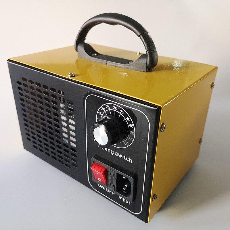 english version 2l 9l air purifier 110v 220v for us customer Portable Household Ozone Generator Desinfection Machine 110V 220V Air Ozonizer 48g Air Purifier For Home Air Ozonator