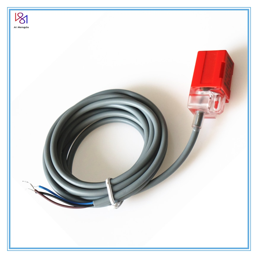 3d принтер Voron 2,4, PL-08N мм, Измерение постоянного тока NPN NC Cube Shell для индуктивного экрана, датчик приближения LP08