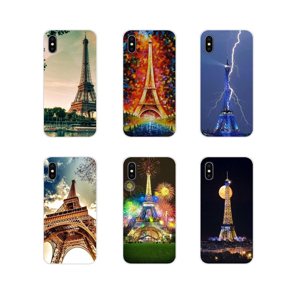 Accessories Phone Cases Covers Eiffel Tower For Samsung Galaxy A3 A5 A7 A9 A8 Star A6 Plus 2018 2015 2016 2017